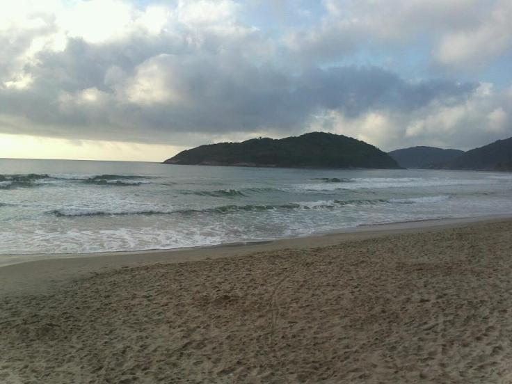 Praia de Pernambuco, Guarujá (SP)