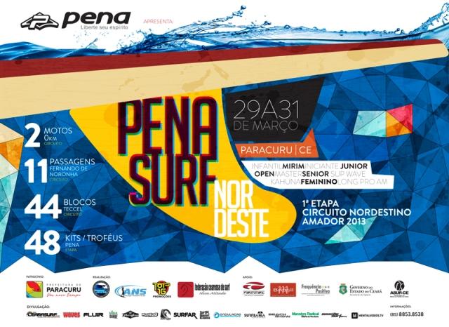 Pena Surf 2013
