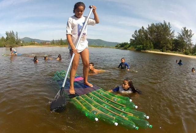 Projeto Prancha Ecológica