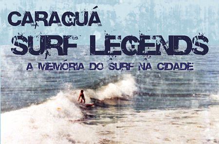 Exposição Caraguá Surf Legends
