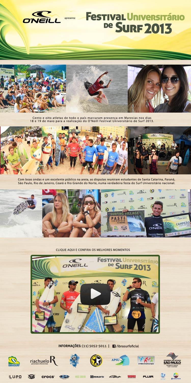 Festival Universitário de Surf