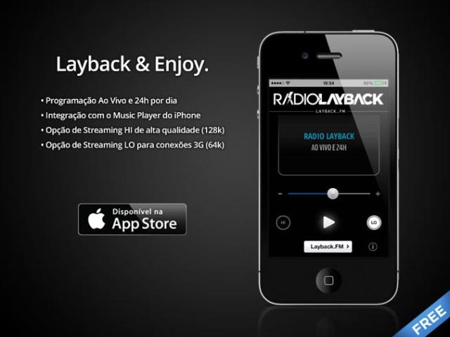 Rádio Layback