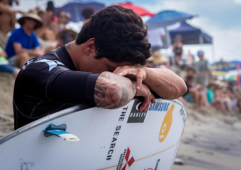 Gabriel Medina. Foto: WSL / Brett Skinner