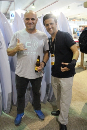 Johnny Cabianca, da Cabianca Surfboards
