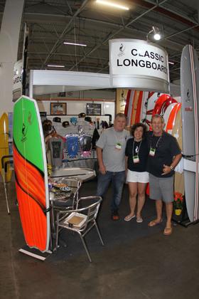 Time da Classic Longboards. foto: Levy Paiva